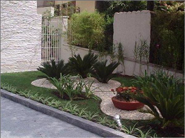 ideias para decorar meu jardim:LiseteScortegagnadecoracoes.blogspot.com.br: CANTEIROS COM PEDRISCOS