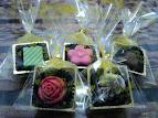Pelbagai contoh pembungkusan coklat