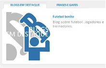 Blog em destaque no site da RR