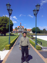 Government Garden, Rotorua, New Zealand