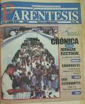 PARÉNTESIS No. 4