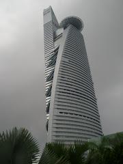 Menara TM - Pucuk Rebung