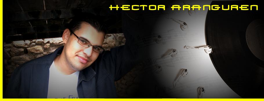 Héctor Aranguren y su música