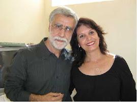 Professor José Pacheco da Escola da Ponte e eu