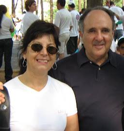 Senador Cristovam Buarque e eu