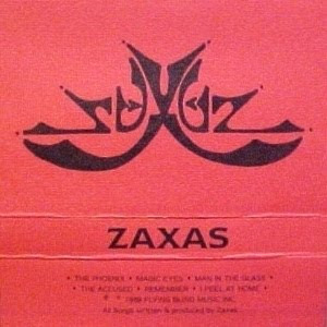 Zaxas - Red TapeRed Tape 1990