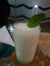 El Yogurt con yerbabuena de Mogami: una delicia!!