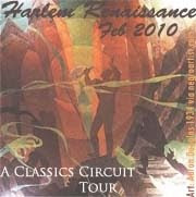 Harlem Renaissance Tour Button