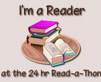 Readathon Reader Button