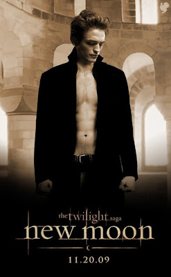 Edward Cullen fan-created poster