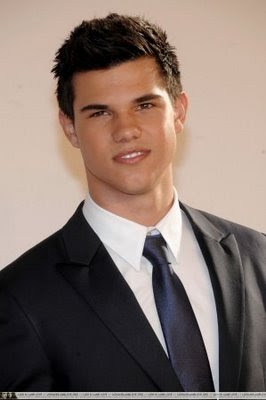 Taylor Lautner - Suited Up