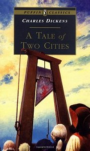 a comparison of dickens a tale of two cities and the movie adaptation A tale of two cities thus becomes a novel about the england and the english of dickens's time and yet, many people today would believe that the novel is essentially about the french revolution, which brings me to my second point.