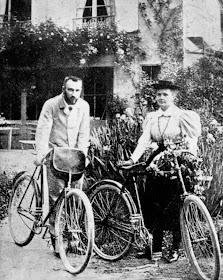 Marie dan Pierre Curie