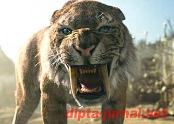 Harimau gigi pedang