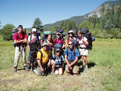 Senior Highs in the wilderness