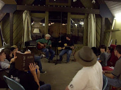 Tabernacling with God at Westminster Woods