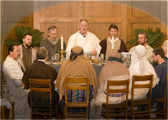 Men of Covenant at the Last Supper
