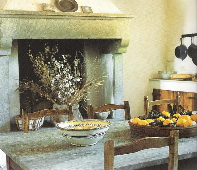 Country Kitchen Jobs: Décor De Provence: Maisons Cote Sud