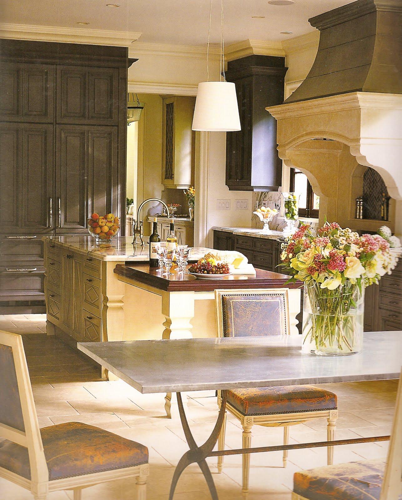 D cor de provence suzanne kasler for Suzanne kasler inspired interiors