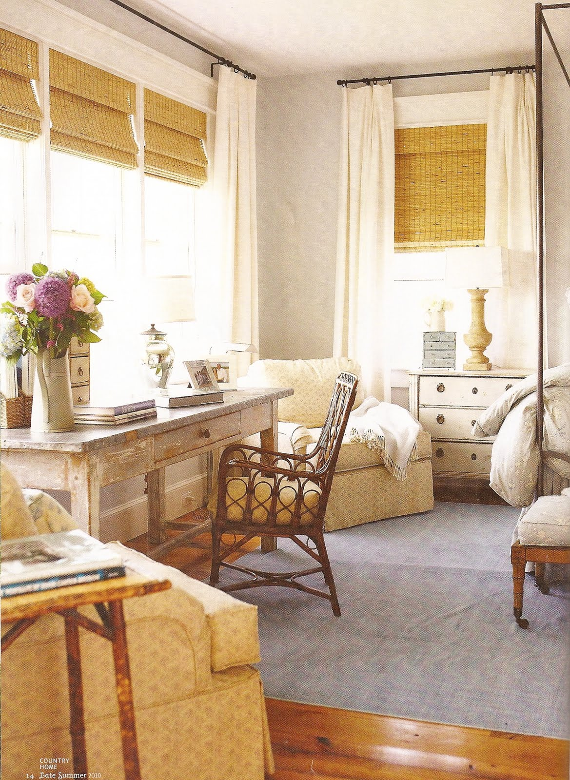 Décor de provence: needing a little nantucket style?