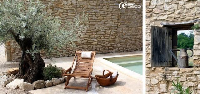 D cor de provence c 39 est si bon - Decoration jardin ottignies ...