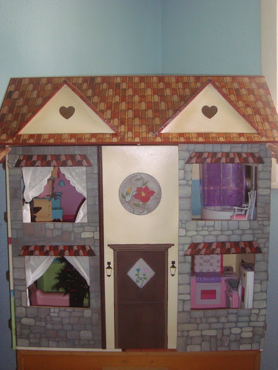 Geraldine 39 s regalos for Puertas pintadas originales