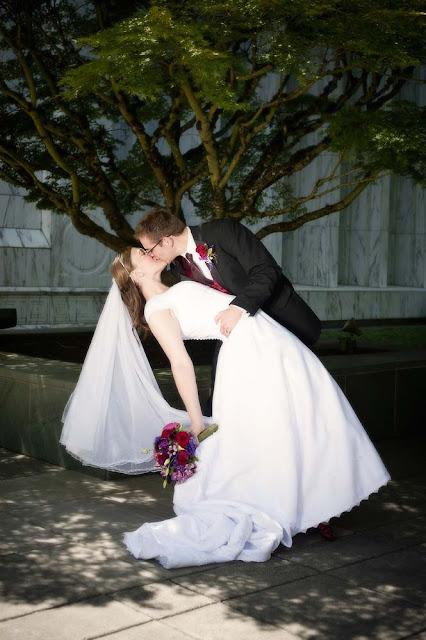 dcweddingblog14 Denise and Chad ~ Portland, OR LDS Temple Wedding Photography