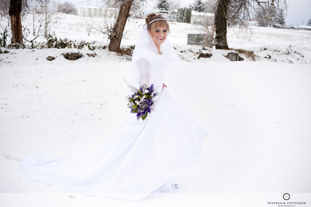 JennaBridals Blog27 Jenna ~ Winter Bridals ~ Idaho Wedding Photoraphy