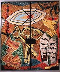 Mosaic by A. A. Fatouros