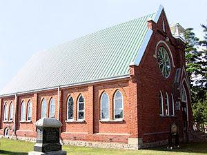 St John's-in-the-Woods, Aughrim, Ontario