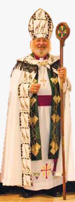 Bishop Bruce Howe