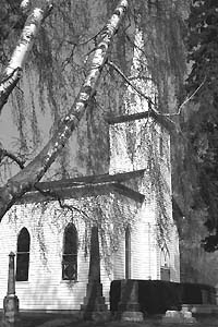 Trinity Church, Port Burwell, Ontario