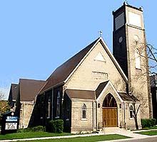 St Jude's, Brantford, Ontario