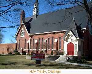 Holy Trinity, Chatham