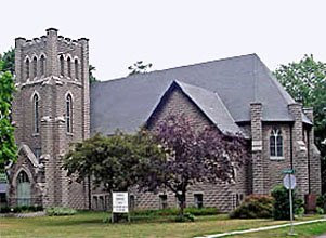 Trinity Anglican, Waterford, Ontario