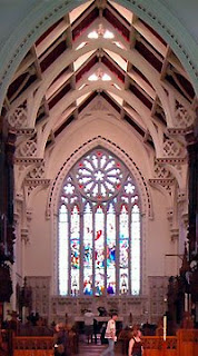 Christ Church Cathedral, Hamilton, Ontario