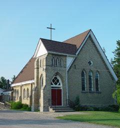 Christ Church, Glanworth, Ontario