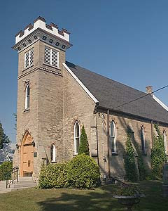 St John's Anglican Church, Woodhouse, Ontario