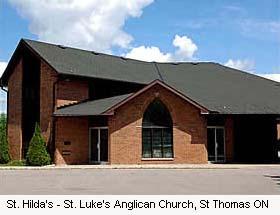 St Hilda's St Luke's, St Thomas, Ontario