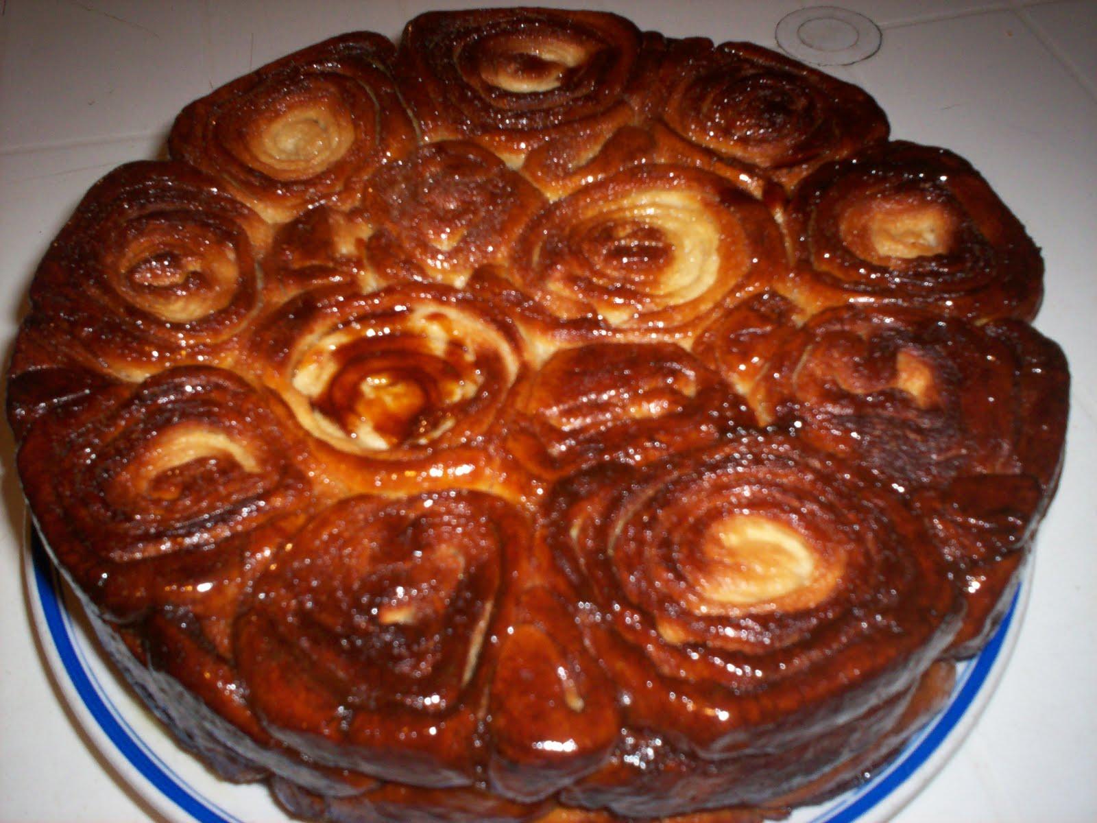 torta de 80 golpes