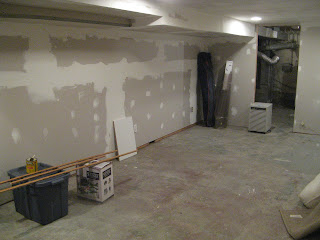 My Eyesore Basement Reno