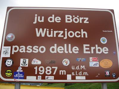 Rennradtour: Zwischenwasser - Würzjoch