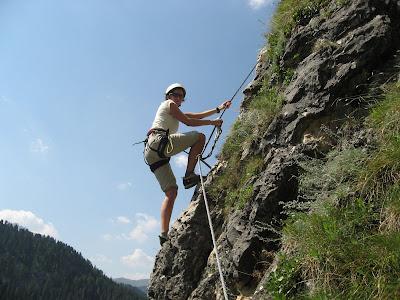 Klettersteig: Sandro Pertini - Stevia - Dolomiten