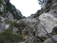 Monte Roen Klettersteig - Via Ferrata Cima Roén