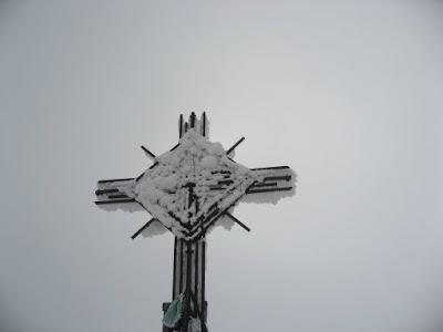 Gipfelkreuz Magerstein
