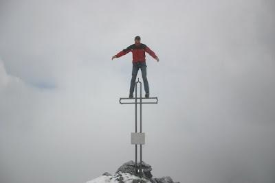 Gipfelkreuz Ortler - 3905m