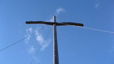Gipfelkreuz Col de Le - Dolomiten