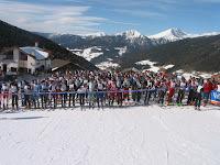 Skitourenrennen im Sarntal 2009