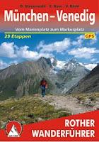 Wanderführer Müchen - Venedig / Rother Bergverlag