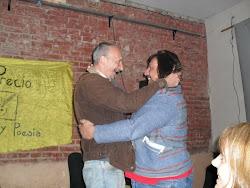 En Bs. As. con poetas amigos, Carlos Dariel